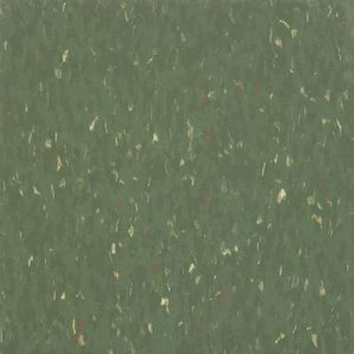 Armstrong Commercial Tile - Multicolor Excelon Acrobat Green 52522