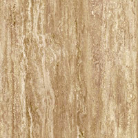 Armstrong Stone Rectangle 3 x 12 Travertine Natural Beige T1108