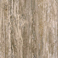 Armstrong Stone Rectangle 3 x 12 Travertine Natural Gray T1109