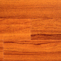 Armstrong Wood Rectangle 3 X 12 Red Brown Teak 76118