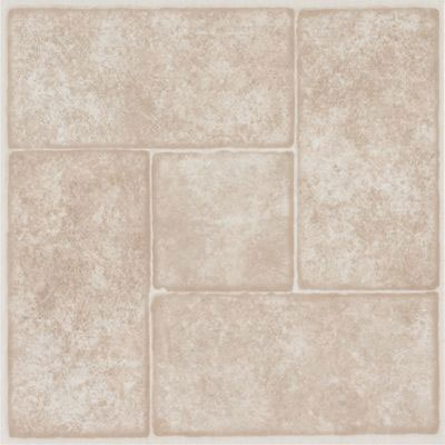 Armstrong Afton - Self-Stick Walton Way Soft Beige 24485