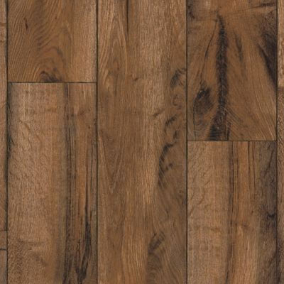 Armstrong CushionStep Best - Rustic Timbers Brown 33135