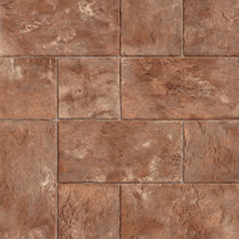 Armstrong Designer Solarian - Sculptured Stone Copper Canyon 35022