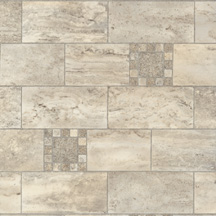 Armstrong Designer Solarian - Stone Mosaic Alabaster 35010