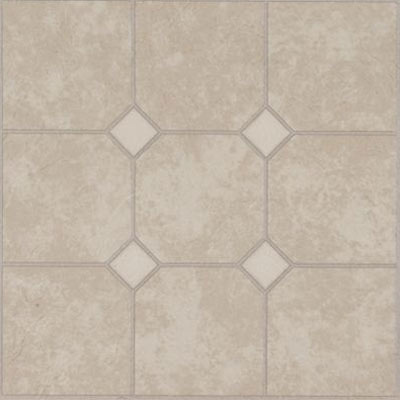 Armstrong Units - Self Stick Rockport Marble Sand 25285