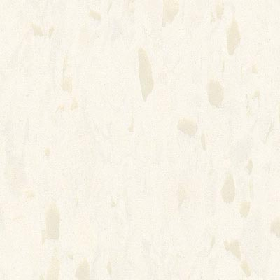 Azrock VCT Standard Premium Vinyl Composition Tile Antique White V2890