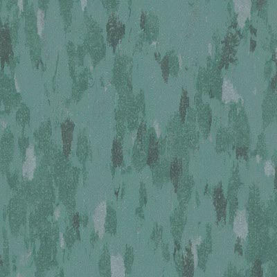 Azrock VCT Standard Premium Vinyl Composition Tile Green Mountains V242