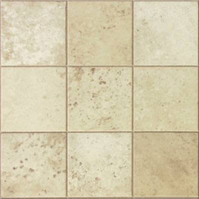 Congoleum Bravada - Coliseum Classic Travertine 90042