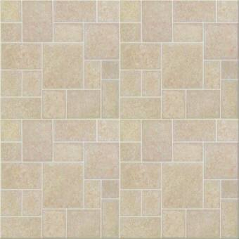 Congoleum Pacesetter - Celebration 12 Multi Bisque Stone 60024