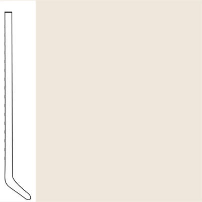 Flexco Wall Base Cove 2 1/2 - 2.03mm Antique White