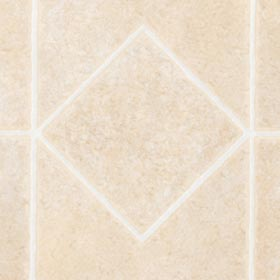 Mannington Custom Spec II - Market Square 12 (Dropped) SummerStrawwithGray 6497