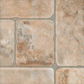 Mannington Aurora Flex - Bethel Ridge 6 Sunstone with Gray and Clay 241137
