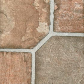 Mannington Ceramica - Easdale Slate 6 Bronze Earth and Moss 96136