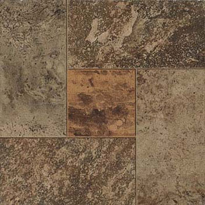 Mannington Adura Elements - 6 x 6 Accent Tiles Deco Stone Boardwalk AEA201