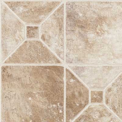 Mannington Aurora Flex - Costa Maya 6 Brownstone 241241
