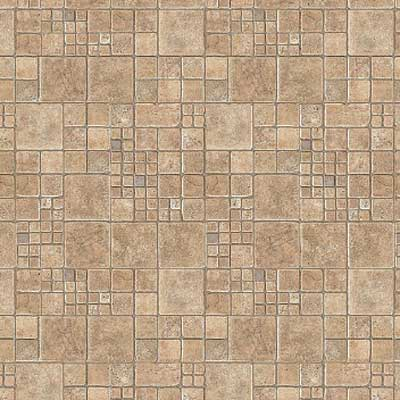 Mannington Aurora - Mendocino 6 Sunset Coast With Beige 41202