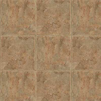 Mannington Benchmark - Oregon Slate 12 Santa Fe Red 3781