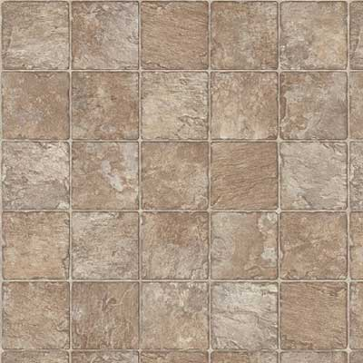 Mannington Naturals - Tibetan Slate Aztec Clay And Bronze 17212