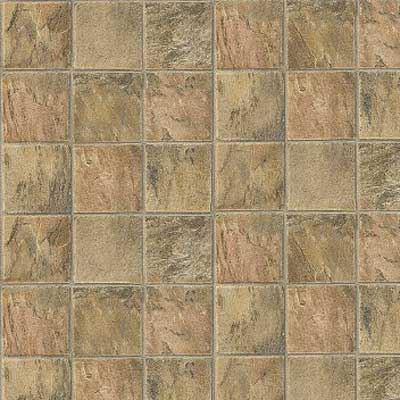 Mannington Realistique - Highland Slate 12 Creek Clay With Sand 97075