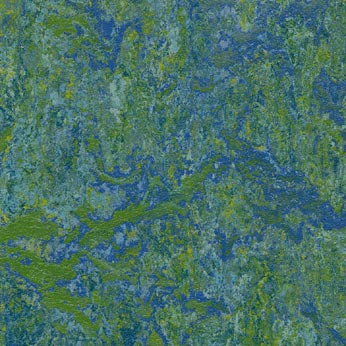 Forbo Marmoleum Sheet Mixed Greens (Phased Out) Aquarius 3406