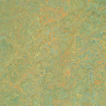 Forbo Marmoleum Sheet Mixed Greens (Phased Out) Green Melody 3413