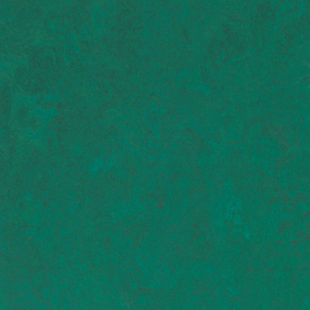 Forbo Marmoleum Sheet Mixed Greens (Phased Out) Peacock Green 3204
