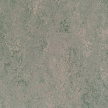 Forbo Marmoleum Sheet Mixed Greens (Phased Out) Slate Green 435