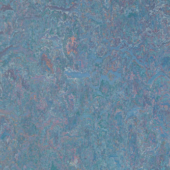 Forbo Marmoleum Sheet Rhythmic Blues (Phased Out) Fairy Blue 3409