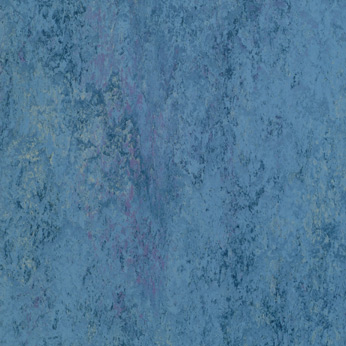 Forbo Marmoleum Tile Rhythmic Blues (Phased Out) Elf Blue 825