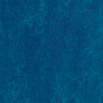 Forbo Marmoleum Tile Rhythmic Blues (Phased Out) Royal Blue 846