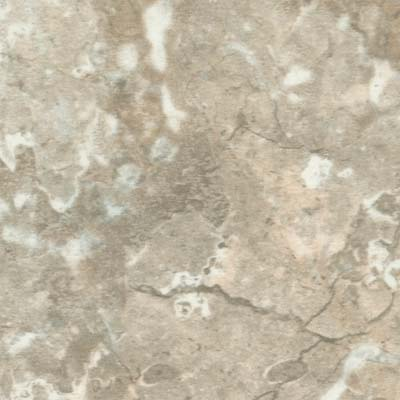 Nafco PermaStone Tumbled Marble 16 x 16 GroutFit Gray Stone TM-224