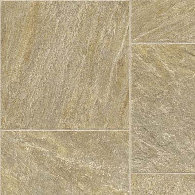 Tarkett Fiberfloor Lifetime Quartzite Tile Brown 38193