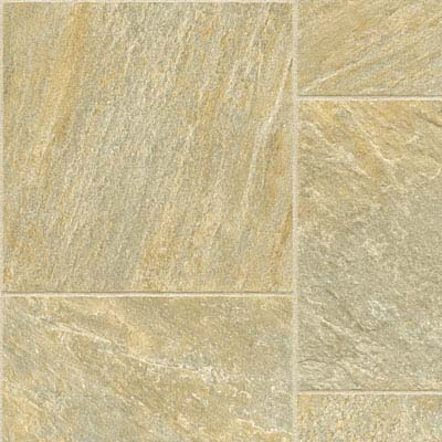 Tarkett Fiberfloor Lifetime Quartzite Tile Gold 38192