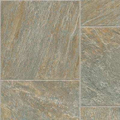 Tarkett Fiberfloor Lifetime Quartzite Tile Green 38194