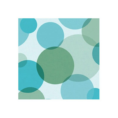 Tarkett Fiber Floors Easy Living Fun - Bubble Fun Turquoise Blue 14124