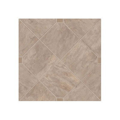 Tarkett Fiber Floors Lifetime - Montana Tile Taupe 38101