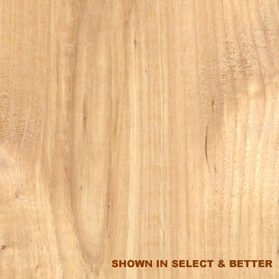 Stepco Hickory 2-1/4 Unfinished Hickory - Select & Better
