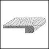 Anderson Northern Maple Plank 3 Stair Nose