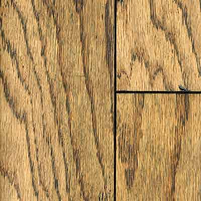 Appalachian Hardwood Floors Black Rock Plus - Ranchero (Discontinued) Biscuit AROBB45