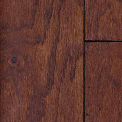 Appalachian Hardwood Floors Black Rock Plus - Ranchero (Discontinued) Burnt Umber AROBU45