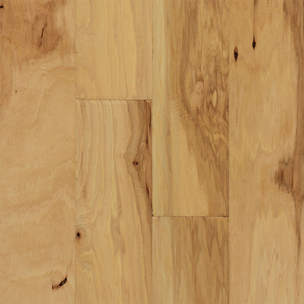 Ark Floors Artistic Distressed Engineered 5 Hickory Natural ARK-D02EB36E01-L