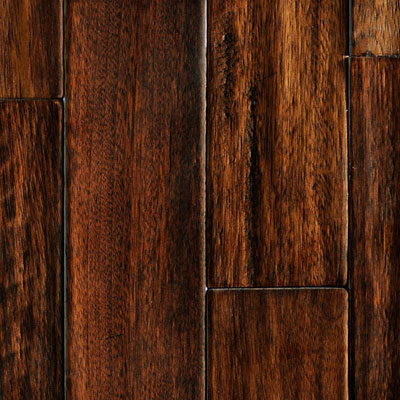 Brazilian cherry distressed brazilian cherry flooring for Distressed wood flooring