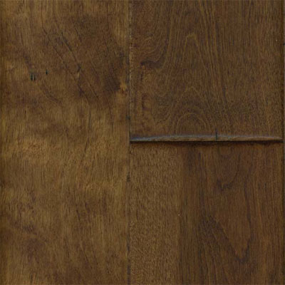 Ark Floors French Distressed Engineered 4 3/4 Inch Maple Brown Sugar ARK-D03EB02A13-C
