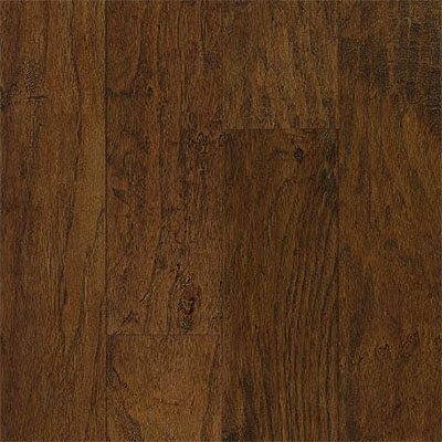 Armstrong American Scrape Engineered Hickory 5 Wilderness Brown EAS509
