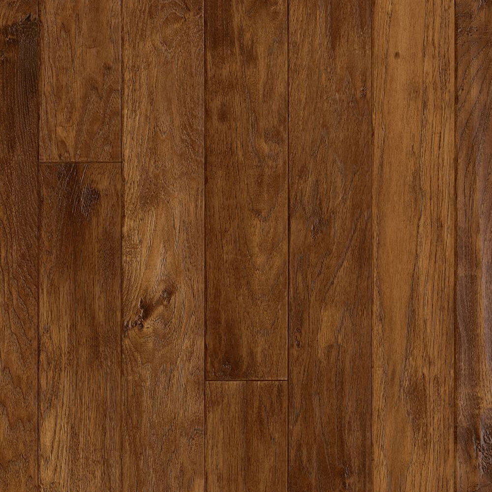 Armstrong American Scrape Solid Hickory 3 1/4 Hardwood Flooring Colors