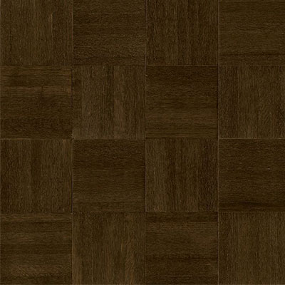 Armstrong Millwork Square Foam Back High Gloss Oak Blackened Brown