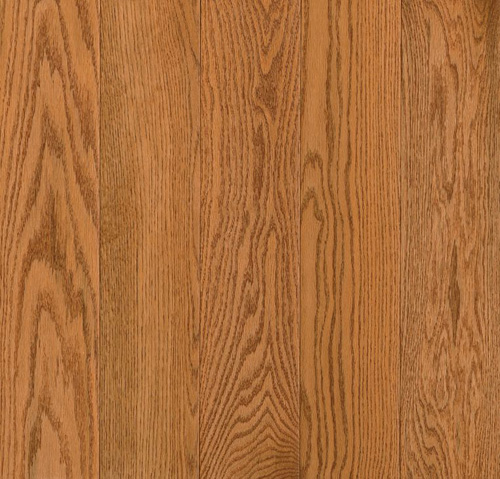 Armstrong Prime Harvest Solid Oak 2 1/4 Low Gloss Butterscotch