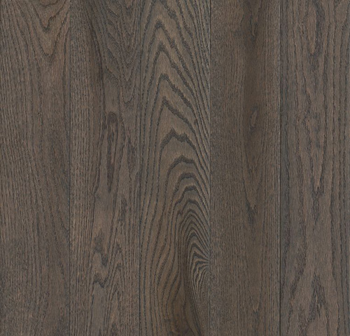 Armstrong Prime Harvest Solid Oak 2 1/4 Low Gloss Oceanside Gray