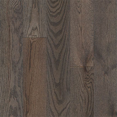 Armstrong Prime Harvest Solid Oak 2 1/4 Low Gloss Silver Oak
