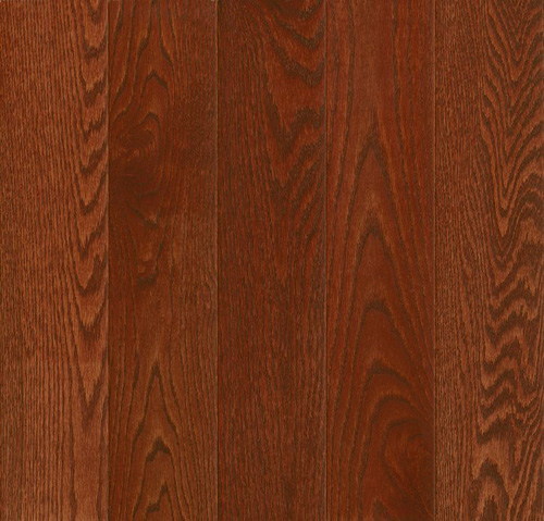 Armstrong Prime Harvest Solid Oak 3 1/4 Low Gloss Berry Stained